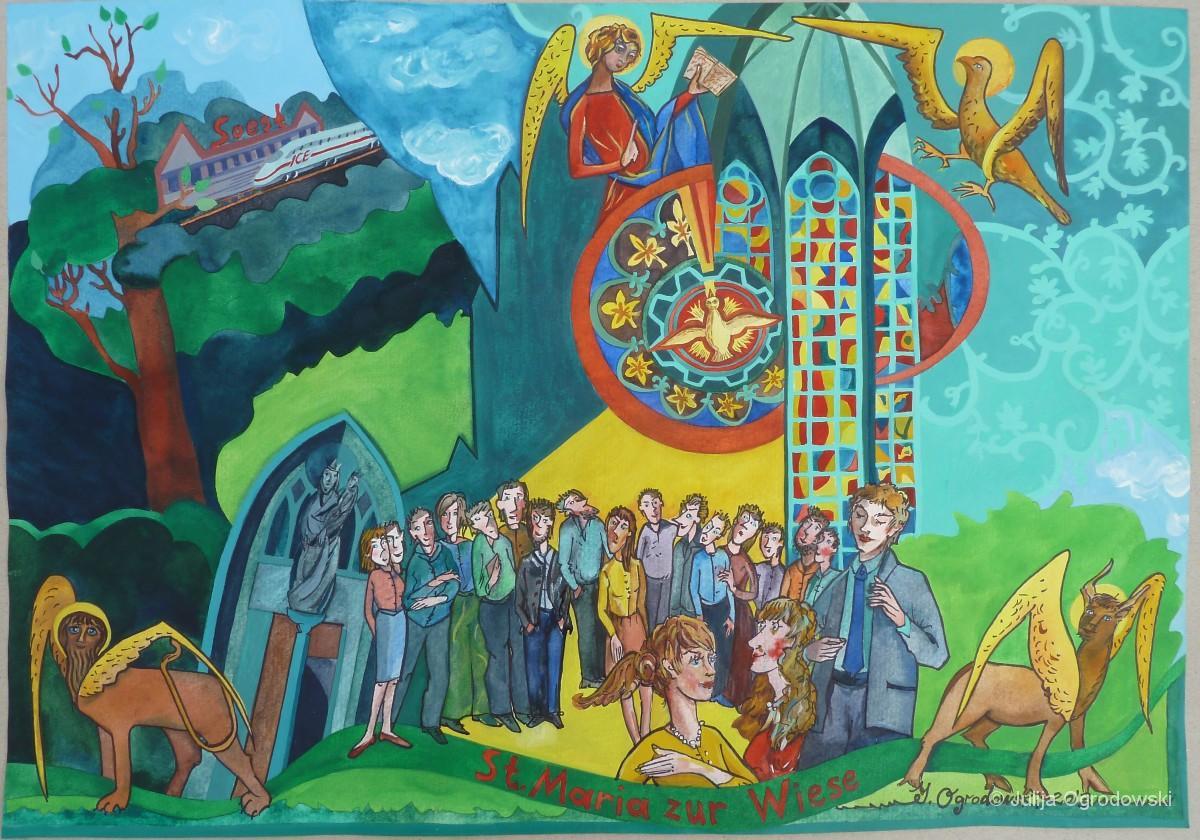 700 Jahre Wiesenkirche - Julija Ogrodowski