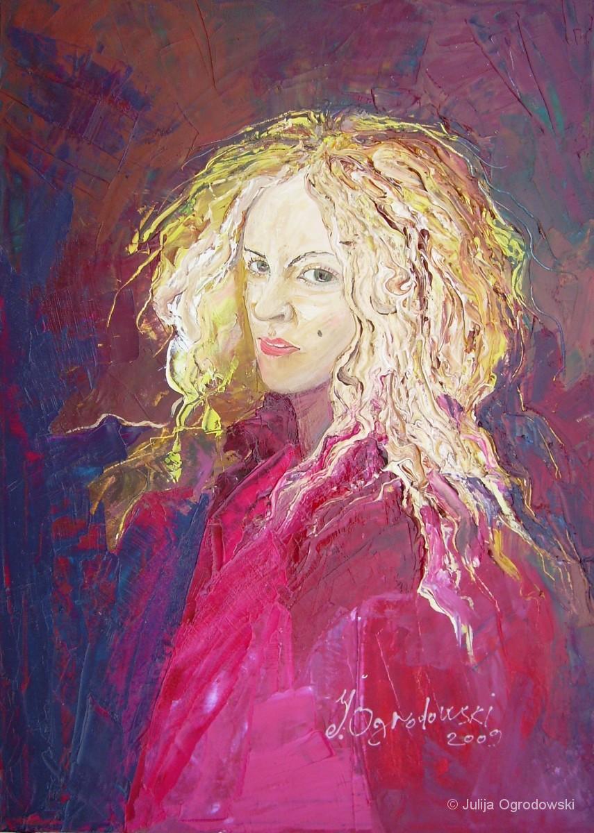 Blondine - Julija Ogrodowski