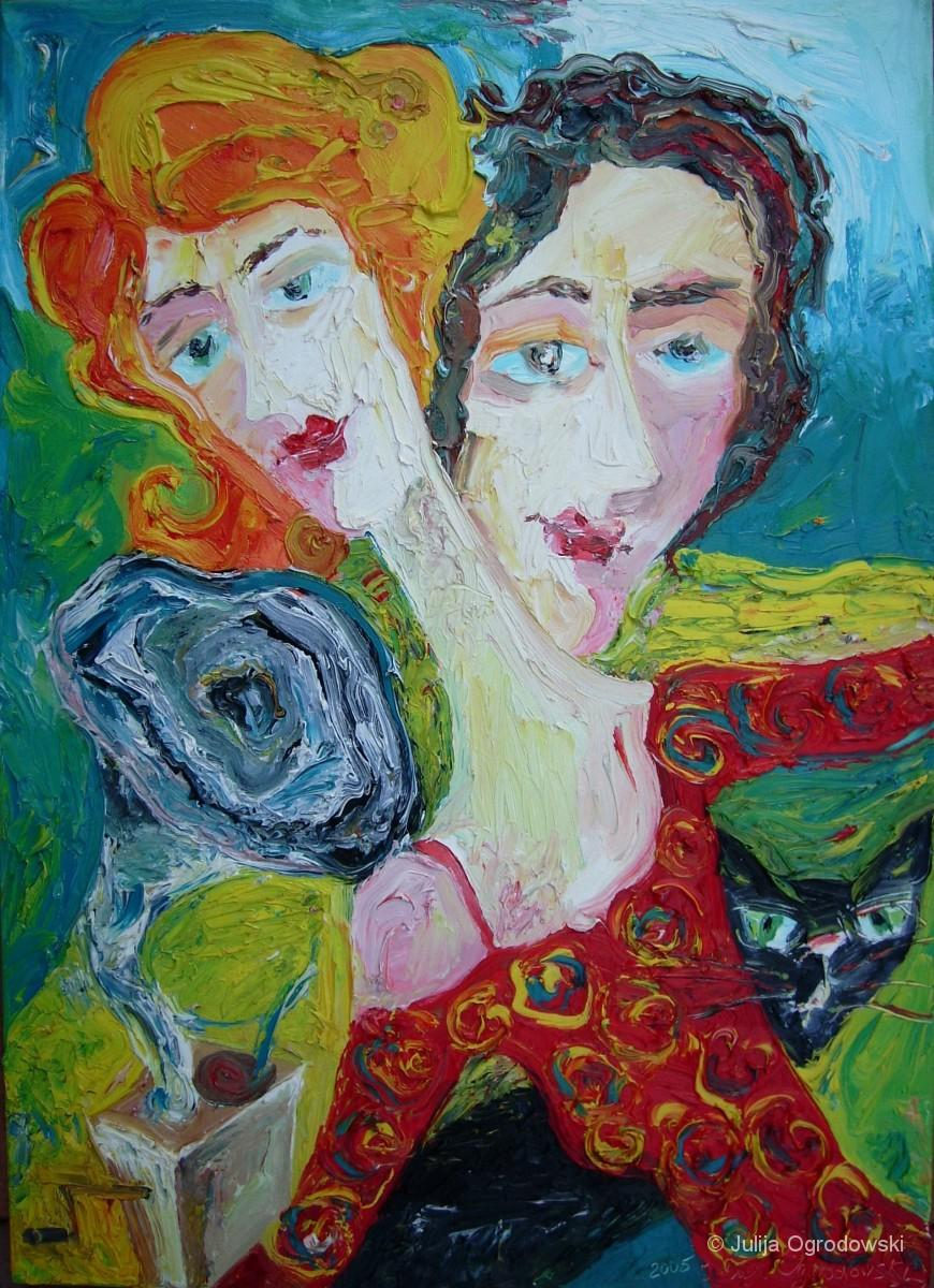 Der Tanz - Julija Ogrodowski