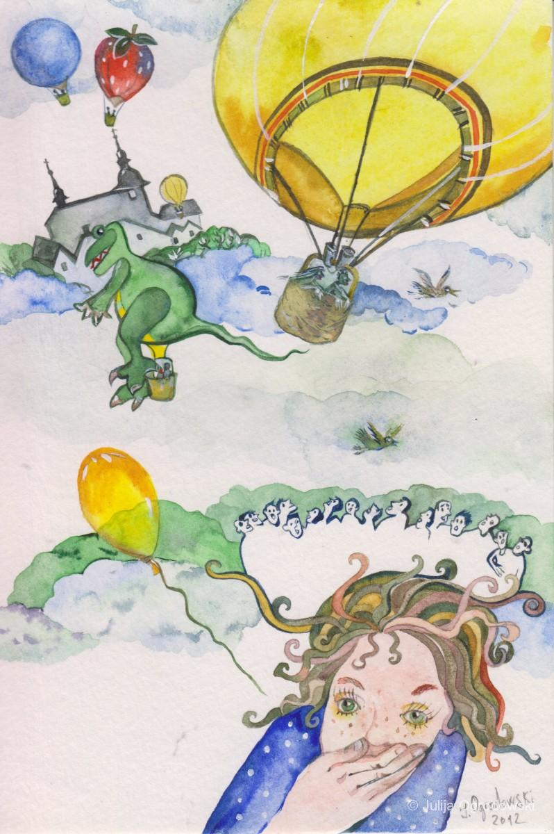 Montgolfiade Warstein - Julija Ogrodowski