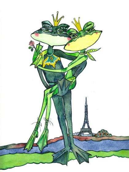 Baiser Parisien