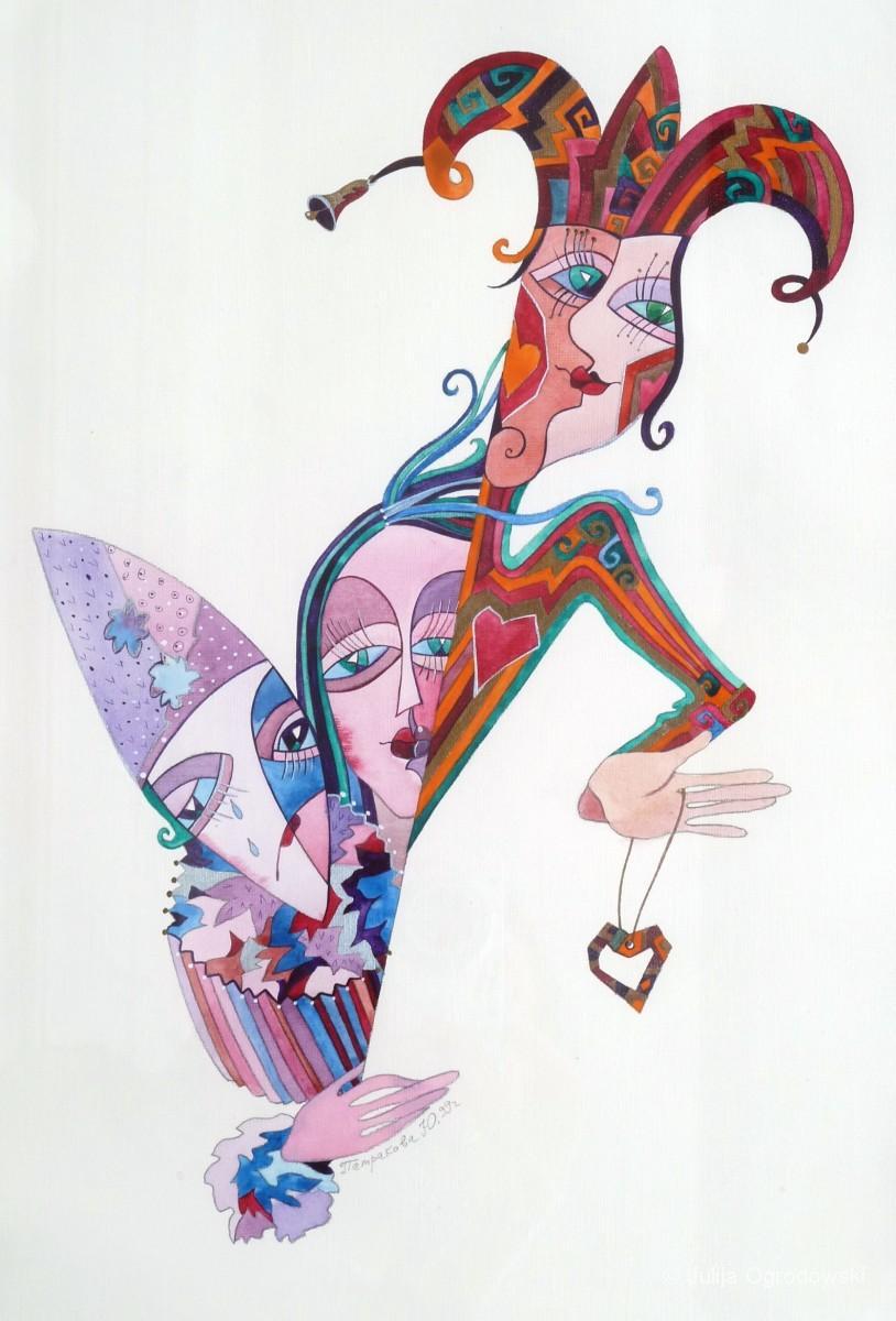 Puppen - Julija Ogrodowski