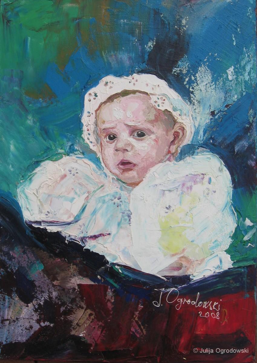 Taufe - Julija Ogrodowski