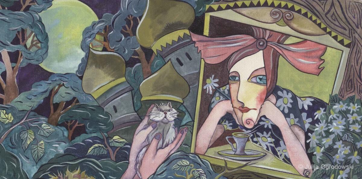 Tee trinken - Julija Ogrodowski