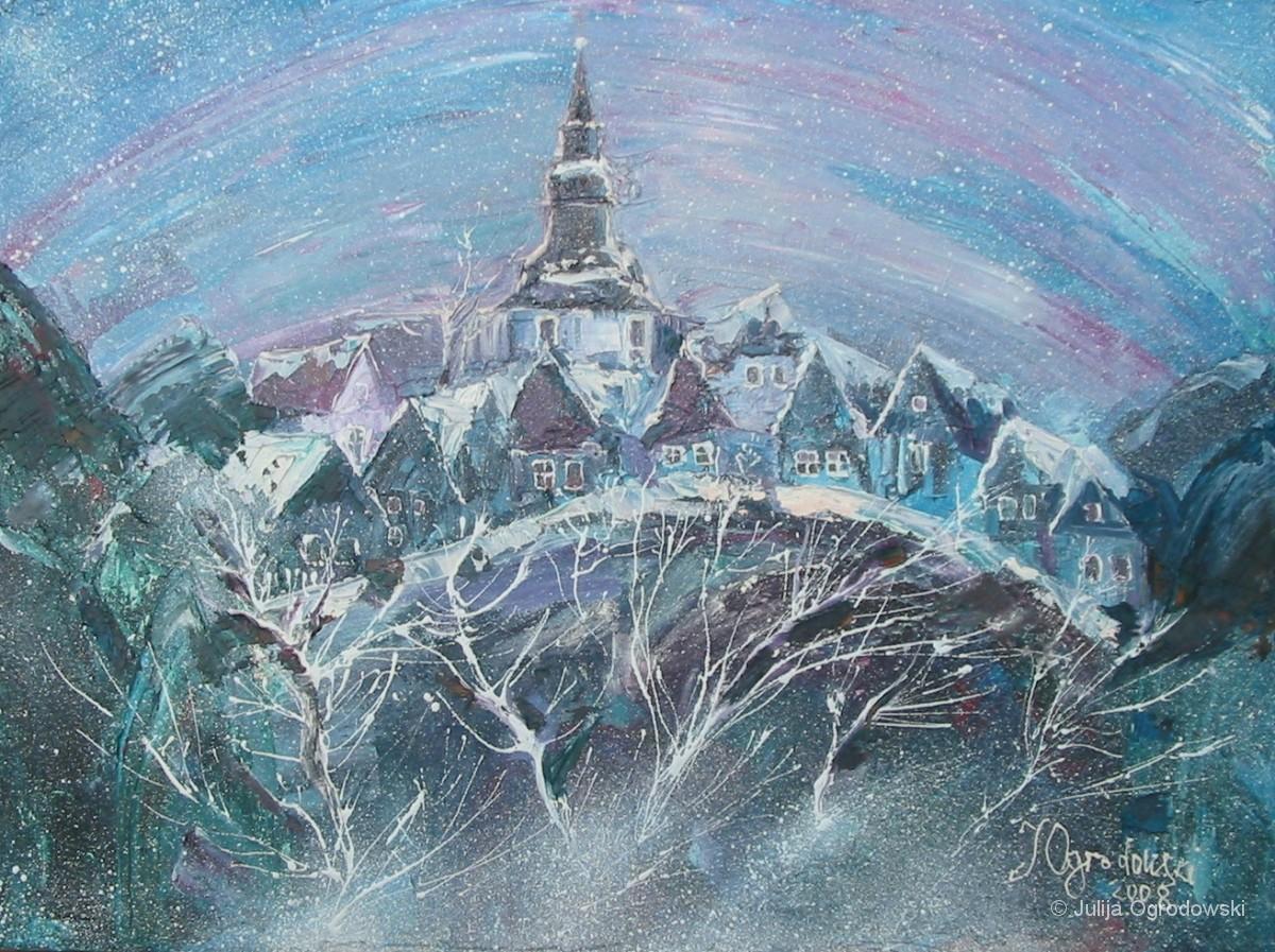 Winter in Belecke - Julija Ogrodowski