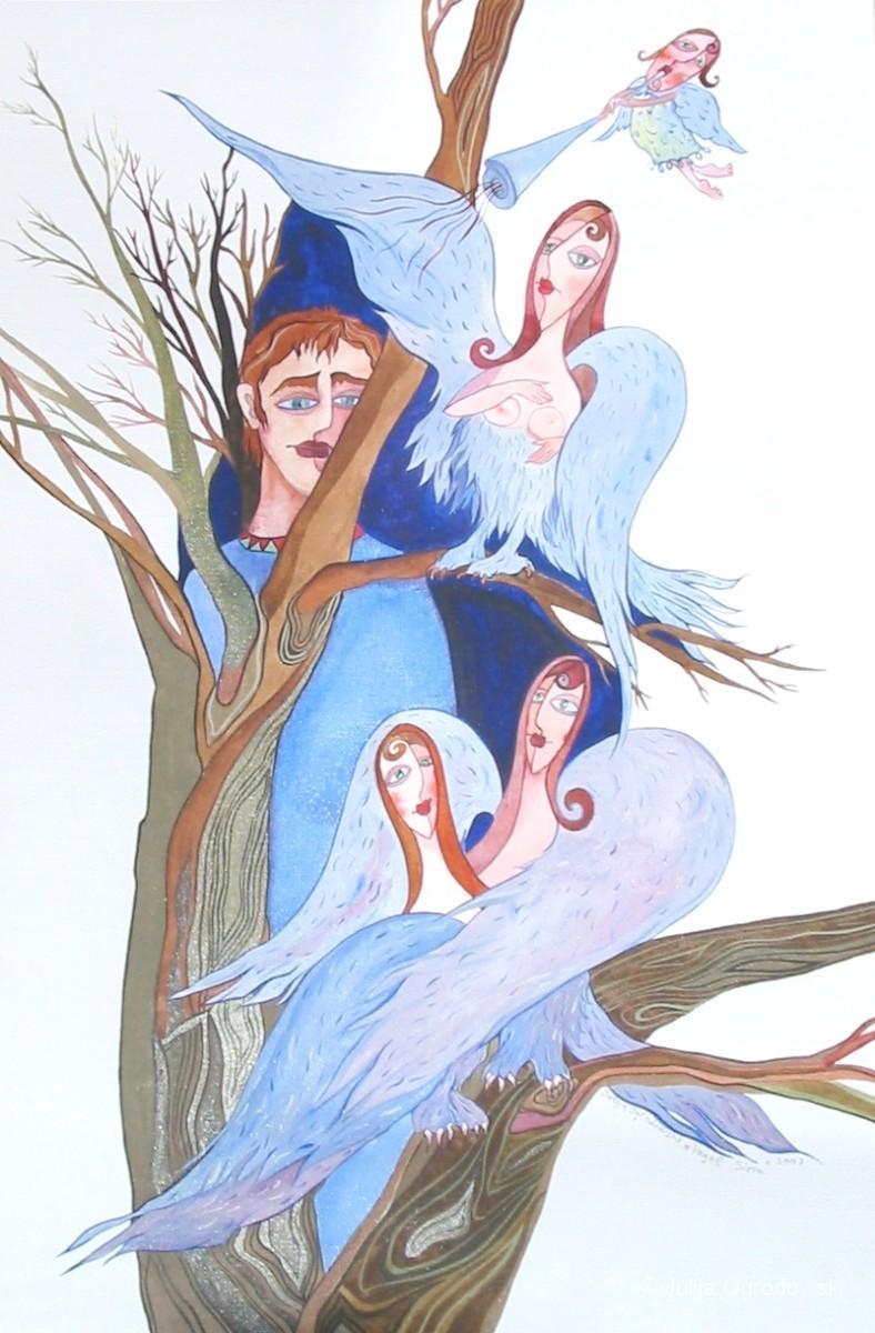 Wo der Glücksvogel singt - Julija Ogrodowski