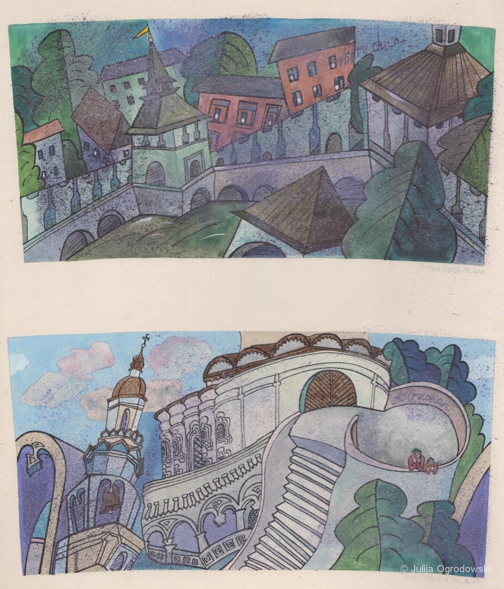 Astrachan - Julija Ogrodowski