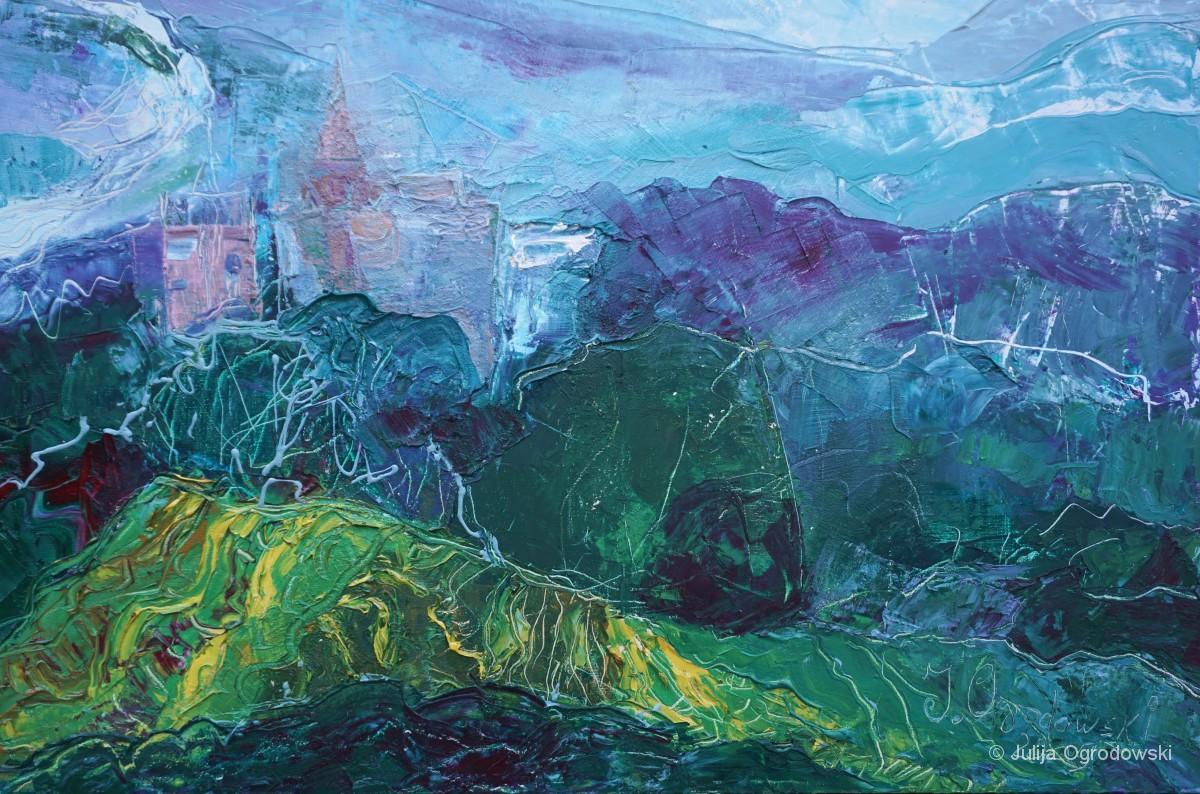 Das Siebengebirge - Julija Ogrodowski