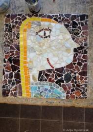 """Kunstprojekt """"Mosaik"""" (LIOBA-Grundschule in Warstein)"""