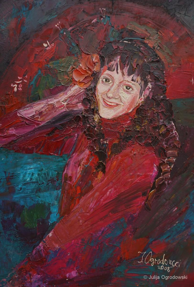 Spanische Motive - Julija Ogrodowski