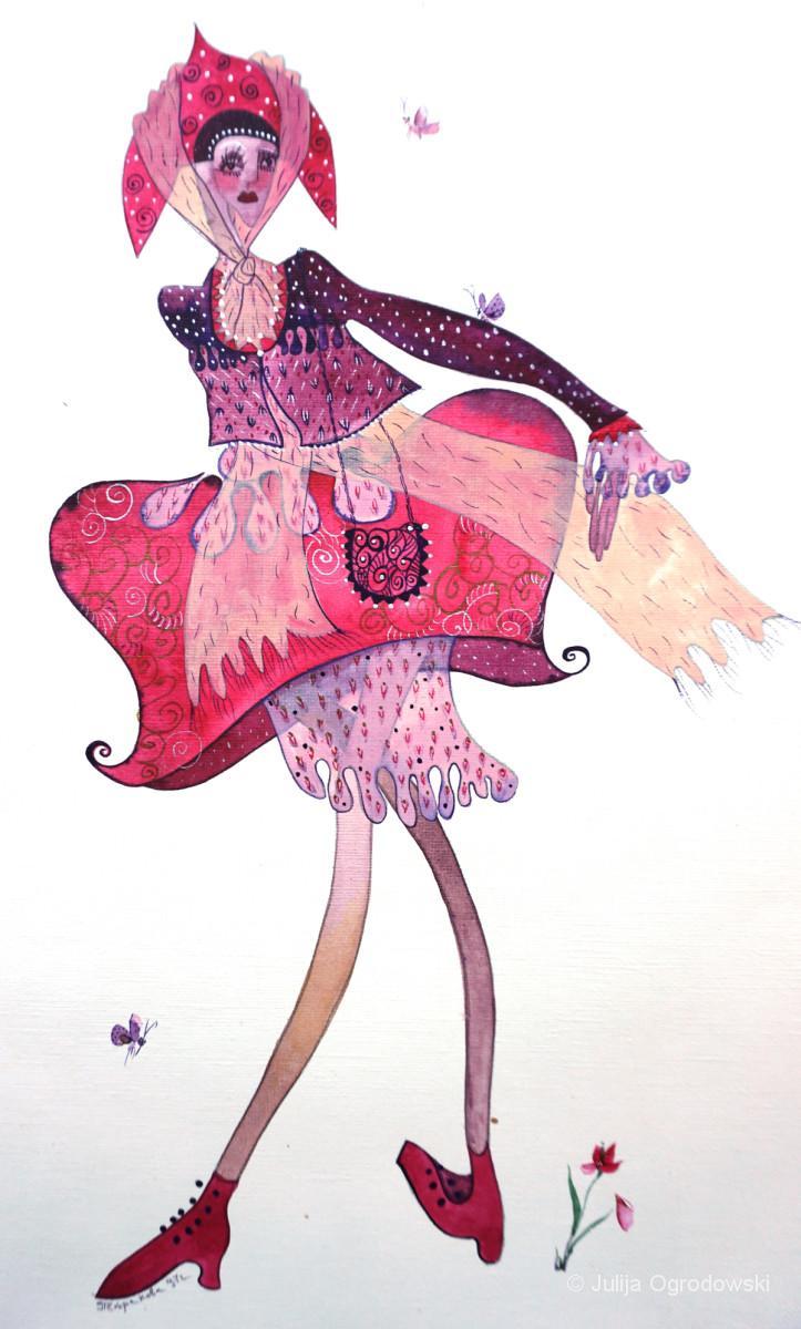 Die schoene Warwara - Julija Ogrodowski