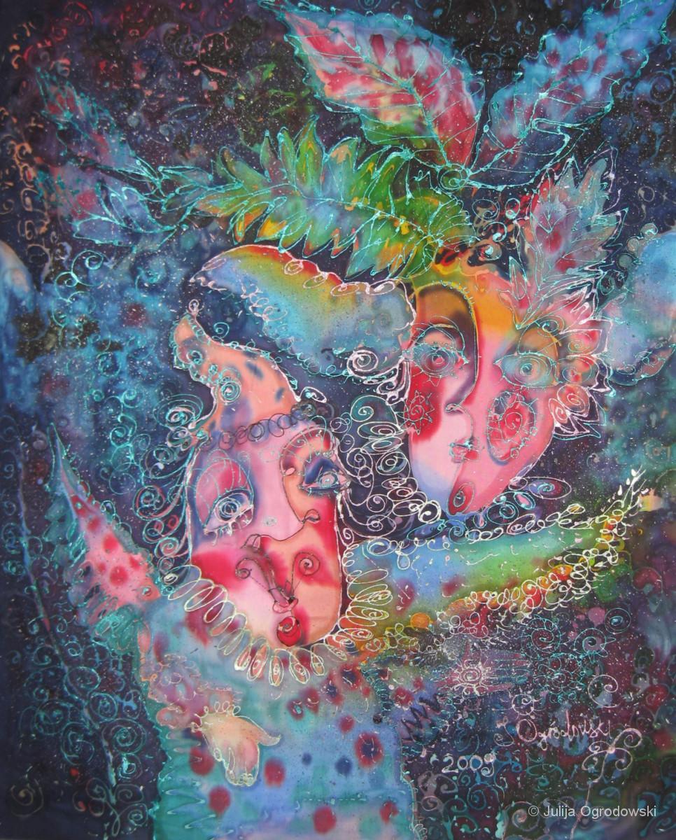 Die Waldluft voller Seelen - Julija Ogrodowski