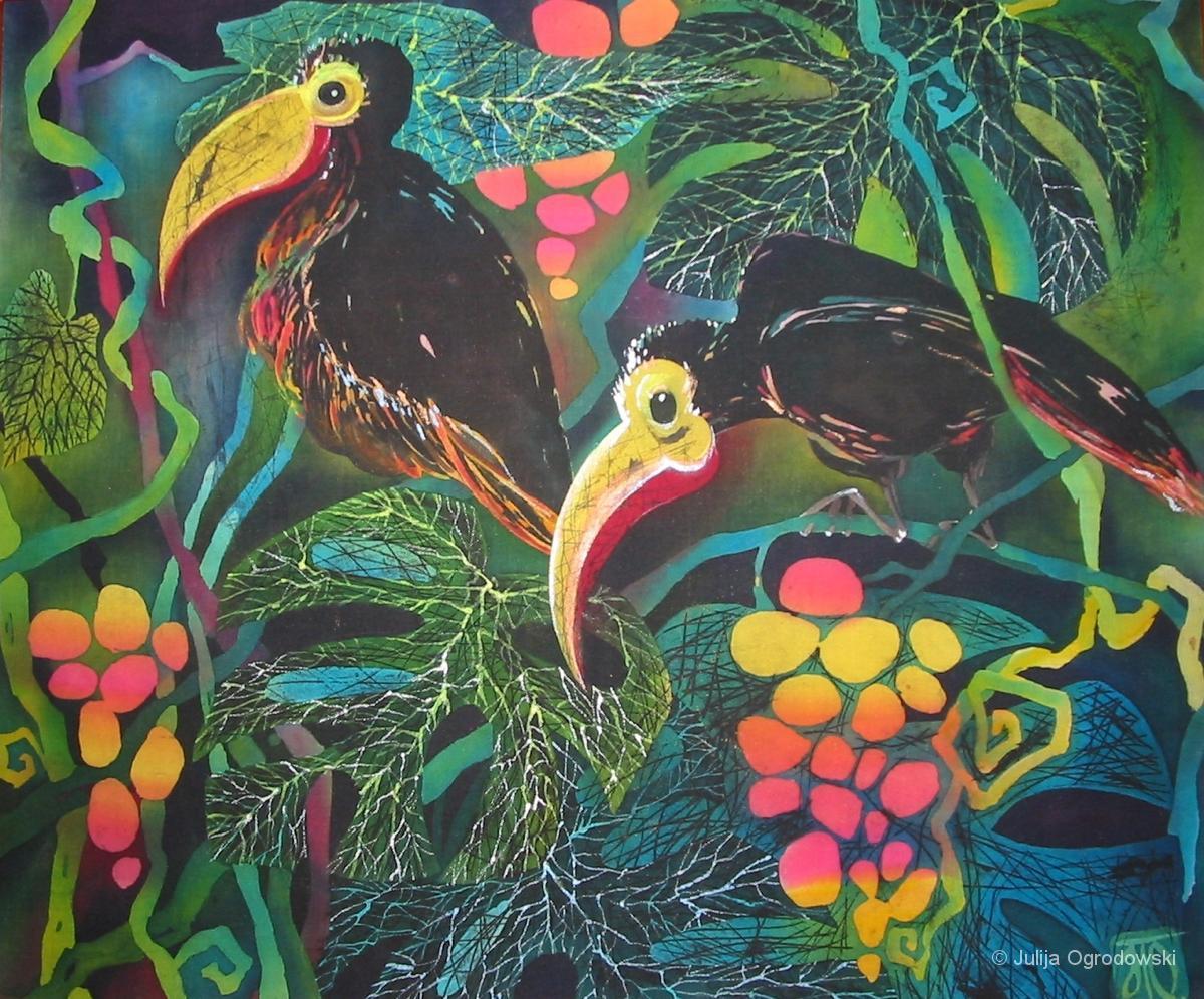 Dschungel - Julija Ogrodowski