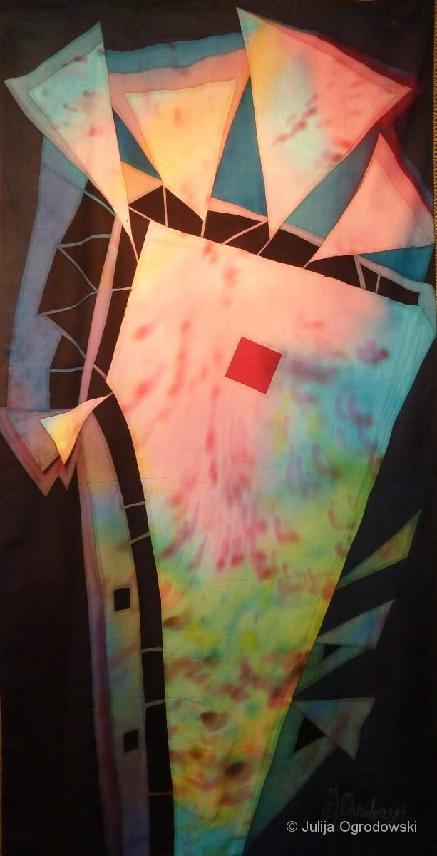 Formen Farben Farbklaenge - Julija Ogrodowski