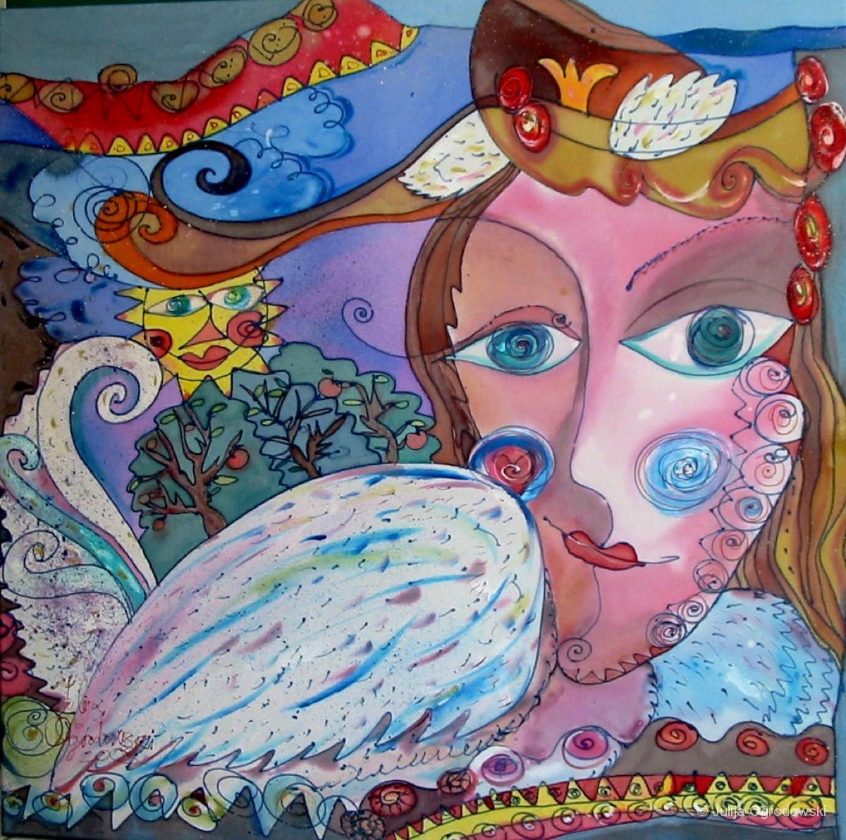 Glücksvogel - Julija Ogrodowski