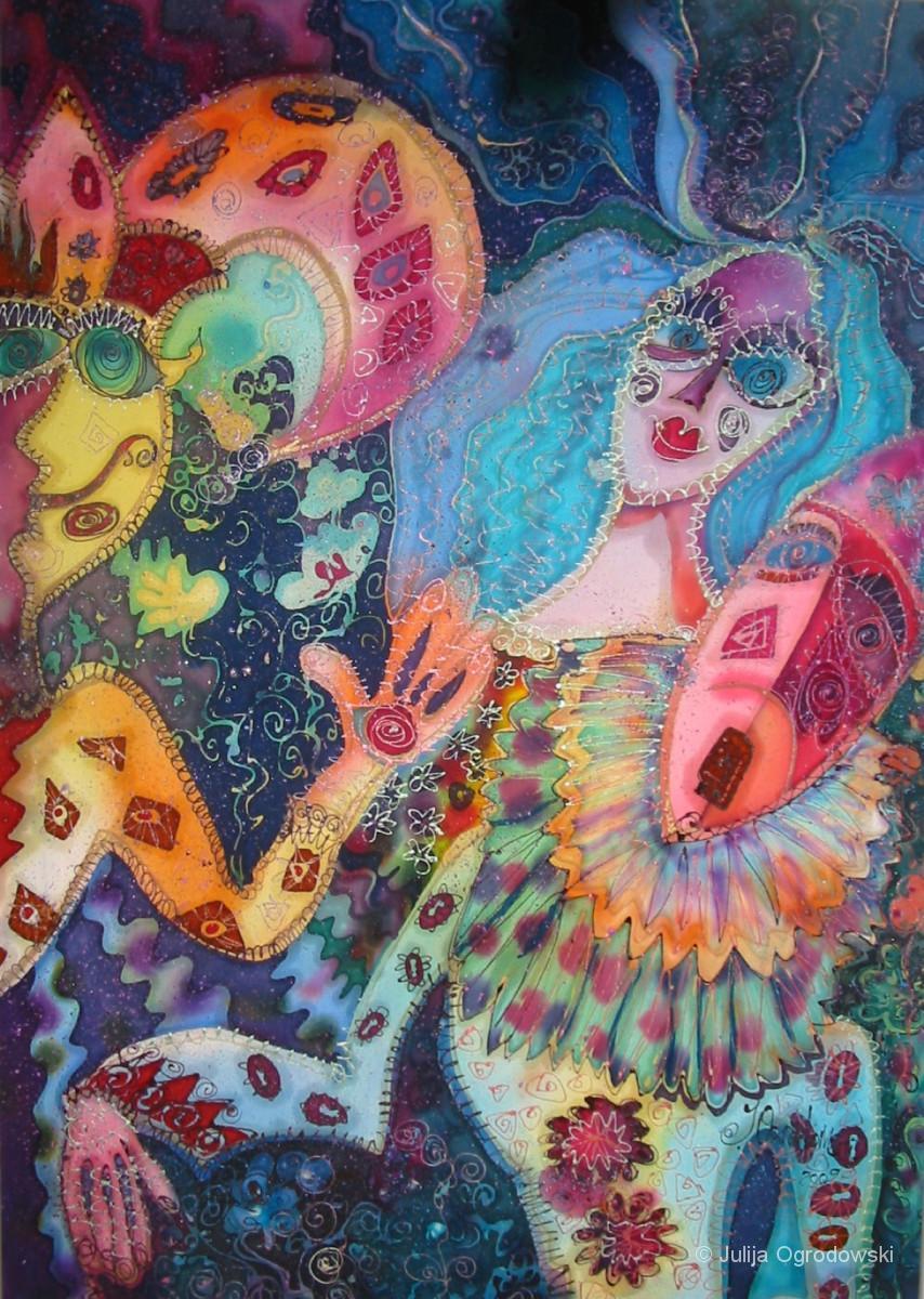 Puppenkiste - Julija Ogrodowski