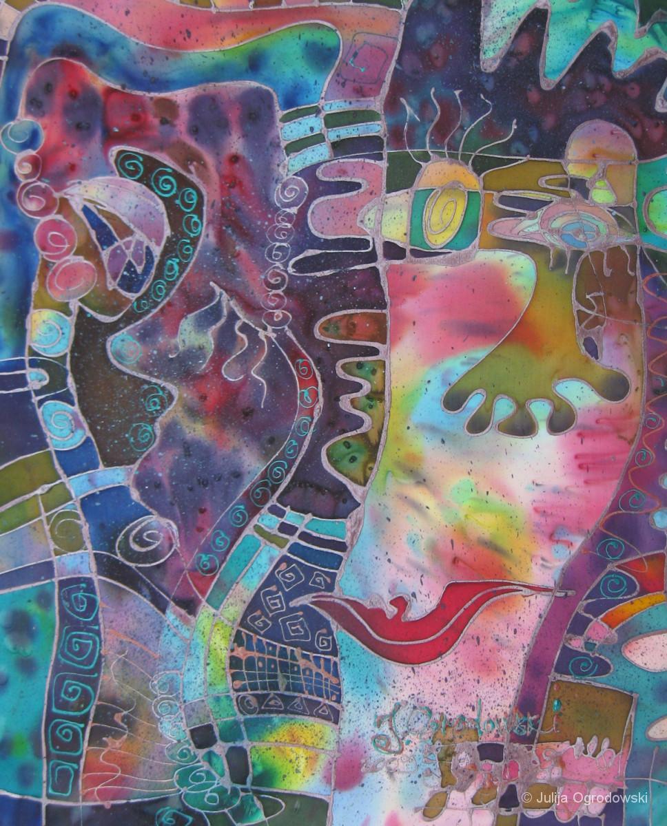 Serie Denkformen realitatsfern - Julija Ogrodowski