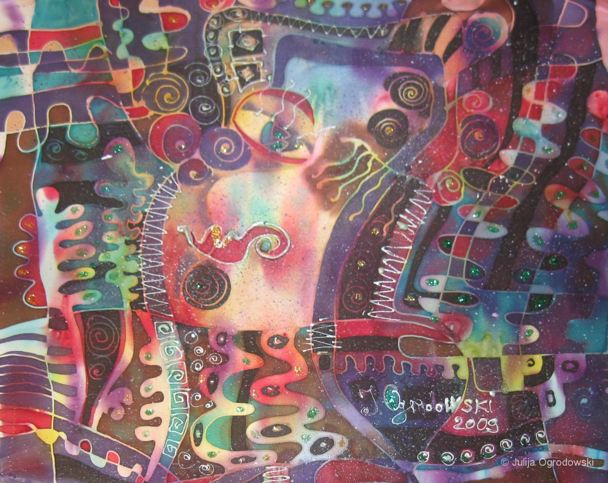 Serie Denkformen unklar - Julija Ogrodowski